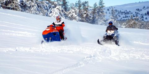 What to Do After a Snowmobile Accident, Meadville, Pennsylvania