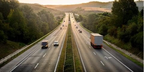 Churchville Truck Driving School Shares Tips for Sharing the Road With Semis, Riga, New York