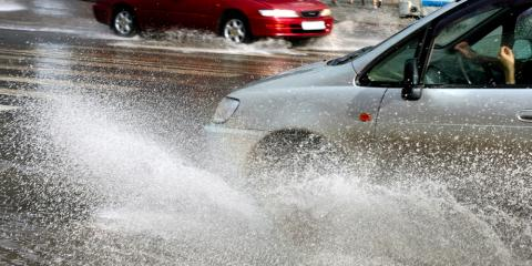 Auto Repair Shop Shares 3 Ways to Avoid Collisions in the Rain, East Hanover, New Jersey