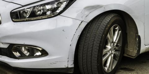 Top 3 Benefits of Paintless Dent Removal, Galesburg, Illinois