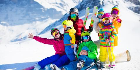 Top 3 Health Benefits of Skiing, New York, New York