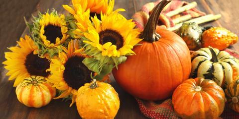 A Guide to Fall Flower Arrangements, Erlanger, Kentucky