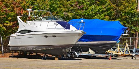 Where Should You Store Your Boat After Summer?, Texarkana, Texas