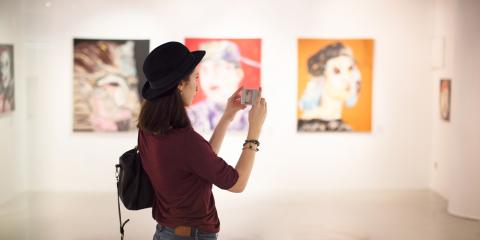 How to Make Your Framed Art Exhibition-Ready, Honolulu, Hawaii