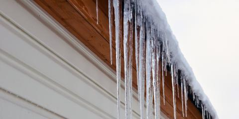 It May Feel Like Spring, But Ice Dams Can Still Damage Your Gutters, Holmen, Wisconsin