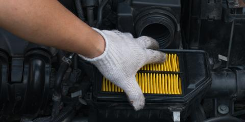 Which Car Filters Do You Need to Change?, Kailua, Hawaii