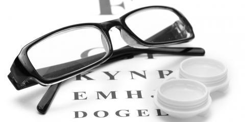 Contact Lenses & Eyeglasses: Pros & Cons of Each Vision Correction Method, Brighton, New York