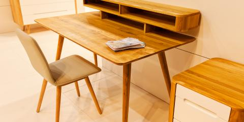 Mid-Century Modern Furniture Home Office Ideas, Symmes, Ohio