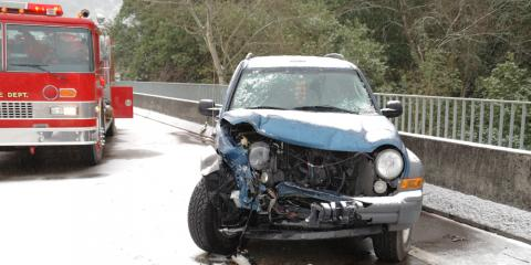 Collision Repair Experts Share 5 Tips for Safe Winter Driving, Cincinnati, Ohio