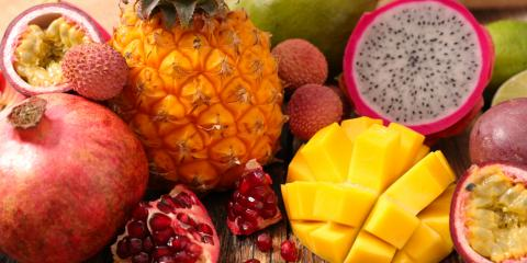 Add These 5 Fruits to Your Smoothie for Health & Flavor, Koolauloa, Hawaii