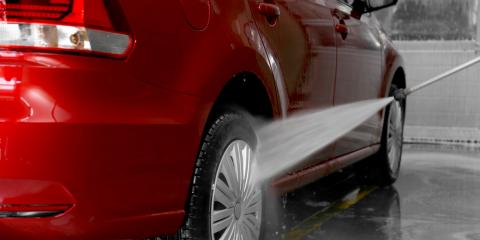 How Does a Car Wash Help Prevent Rust Buildup?, Lindstrom, Minnesota