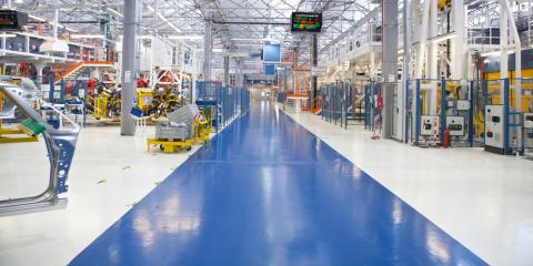 Commercial Flooring Contractor Shares 3 Things to Consider When Planning an Installation, Monroe, Ohio