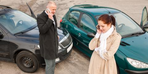 What to Do After an Automotive Collision, Marshall, Minnesota