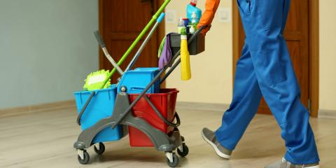 7 Necessary Cleaning Supplies for Any Office, Somerset, Kentucky