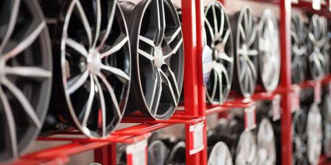 How to Choose New Wheels for Your Car, Russellville, Arkansas