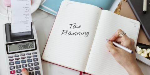 3 Helpful Tax Planning Tips From a Texarkana Accounting Firm, Texarkana, Texas