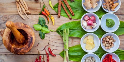6 Common Thai Food Ingredients With Fantastic Health Benefits, Honolulu, Hawaii