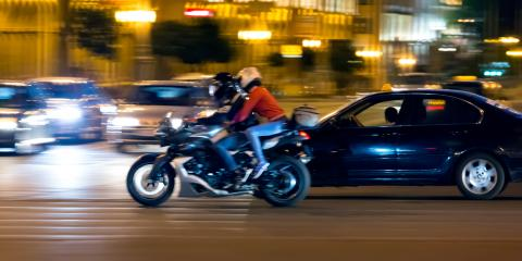 How to Know if You Have a Personal Injury Case After a Motorcycle Crash, Cincinnati, Ohio
