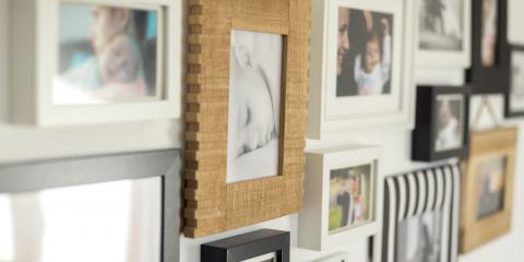 How to Frame Family Photos, Anchorage, Alaska