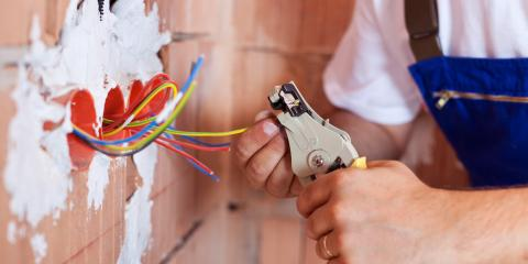5 Things to Know About the Electrical Wiring Color Coding System, Ewa, Hawaii