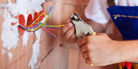 5 Signs You Need to Redo Your Home's Electrical Wiring, High Point, North Carolina