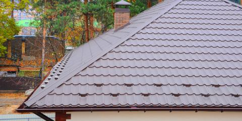 3 Common Types Of Metal Roofing Marty Robbins Roofing Co