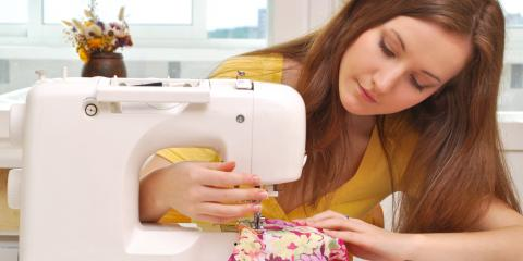Why Everyone Should Know How to Sew, Amelia, Ohio