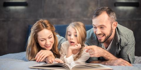 Early Learning Center Shares 4 Tips to Help Your Child Read, Mendon, New York