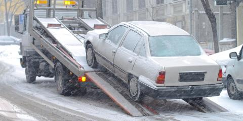 4 Tips for Safe Driving This Winter, Hamilton, Ohio