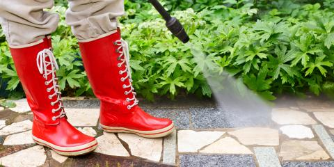 Why You Need a Pressure Washing Contractor This Spring, Harrison, Ohio