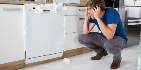 5 Reasons You May Need Dishwasher Repair, Covington, Kentucky
