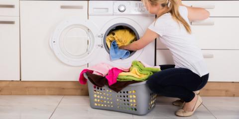 An Appliance Repairman Explains 3 Ways to Extend the Life of Your Washer & Dryer, Lexington-Fayette, Kentucky
