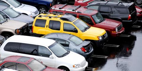 Important Tips for Preventing Water Damage to Your Parking Lot, Houston, Texas