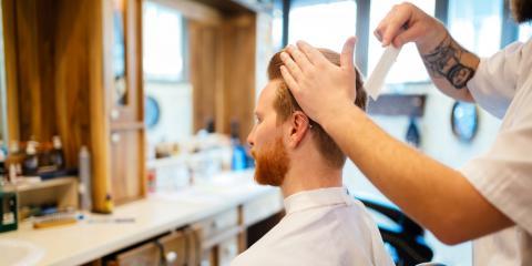 Barber Shop Shares 4 Trendy Men's Summer Haircuts, Arvada, Colorado