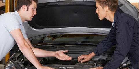 What to Teach Your Teenage About Auto Repairs & Maintenance, Chillicothe, Ohio