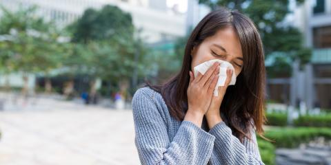 How Do COVID-19 & Seasonal Allergy Symptoms Differ? , ,