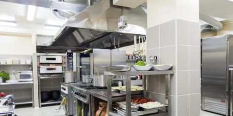 HVAC Contractor on the Importance of Ventilation in Commercial Kitchens, Wailua-Anahola, Hawaii