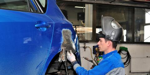 How to Pick the Right Auto Body Shop, Covington, Kentucky