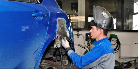 4 Reasons to Take Your Car to the Auto Body Shop, North Haven, Connecticut