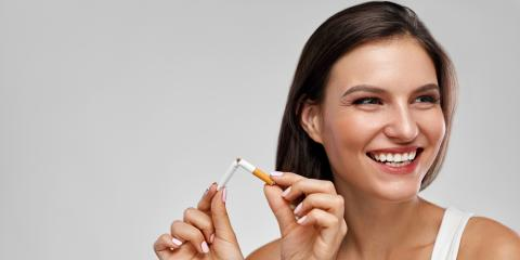 Why Dentists Recommend You Quit Smoking, Statesboro, Georgia