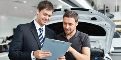 A Car Dealership Explains What You Should Know About Auto Loans, Cincinnati, Ohio