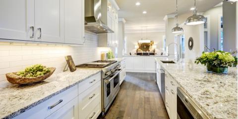 The Benefits of Using Granite Countertops, North Whidbey Island, Washington