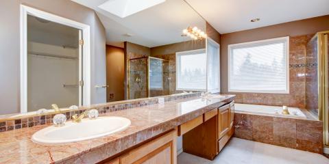3 Considerations for Choosing Bathroom Countertops, Raleigh, North Carolina