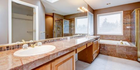 What Materials Should You Use for Your Bathroom Countertops?, Centerville, Ohio