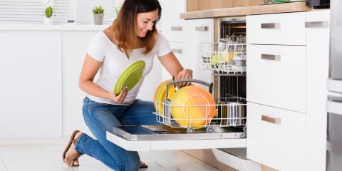 3 Benefits of Having a Dishwasher, Anchorage, Alaska