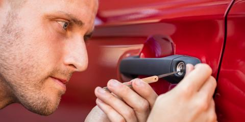 3 Reasons to Hire a Locksmith Instead of Break Into Your Car, Elyria, Ohio