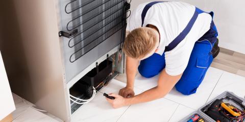 3 Signs Your Refrigerator Needs Repair, Hackett, Arkansas