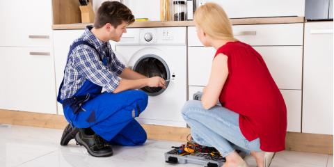 Appliance Repair Service Company Offers Tips to Maintain Your Washing Machine, High Point, North Carolina