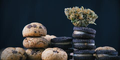 About the Effects of Edibles , Airway Heights, Washington