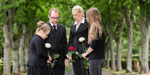 How to Plan a Post-Funeral Reception, Stratford, Connecticut